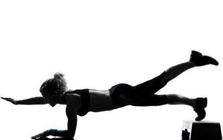 Stomach Fat Burning Activities